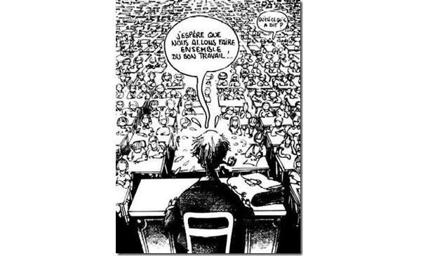 Le cours magistral est-il maudit ?